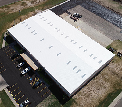Brownsville Commercial Roof Coatings
